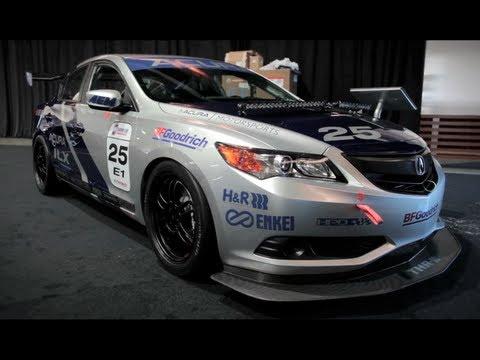 Acura ILX Endurance Racer - 2012 SEMA Show