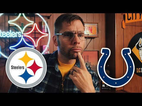 Dad Reacts to Steelers vs Colts (Week 10)