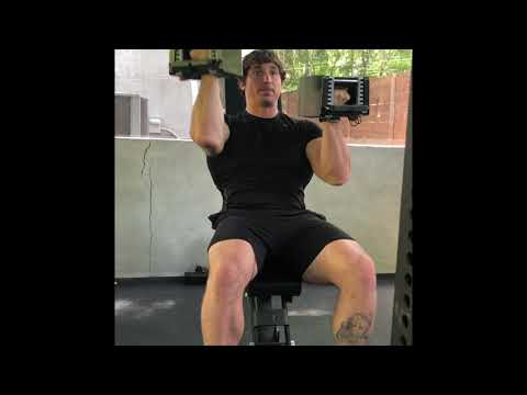 Seated Alternating Arnold Press