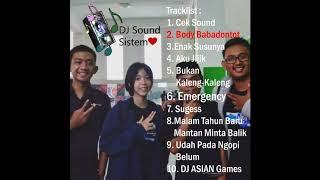 DJ Sound Sistem Enak Buat Karnaval
