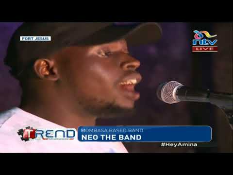#theTrend: Neo the band perform LIVE