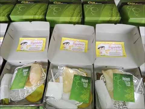 Pengiriman paket nasi kotak di Bank BRI Surabaya - Syiar Aqiqoh Surabaya