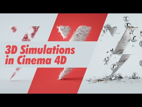 3D Simulations in Cinema 4D - online course - YouTube