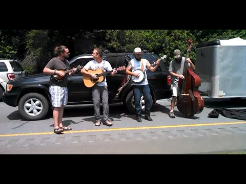 Foley's Van - Stompin Holes - Parking Lot Traffic JAM