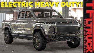 Is This the Future of HD Trucks? 2020 Atlis XT Electric Pickup With Hard To Believe Claims