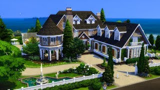 The Sims 4 || Speed Build || Magnolia Rise