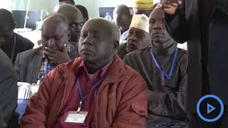 West Pokot County Dialogue conference group push for an all-inclusive