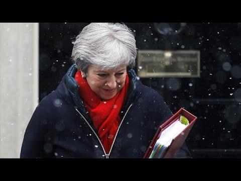 T. Μέι: «Το σχέδιο της ΕΕ για το Brexit υπονομεύει την κοινή αγορά»