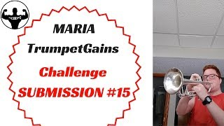 MARIA   TG Challenge Submission #15