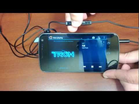 Modify Any iPhone Headset Remote To Work With Android Devices
