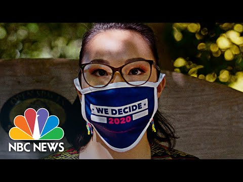 See The Generational Changes In Asian America's Politics | NBC News