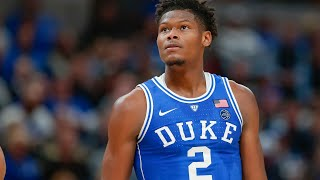 "Cam Reddish Duke Highlights ||| ""Best Shooter In The Draft"""