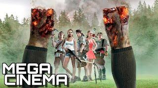 Топ 5 - смешных комедий про зомби!!!