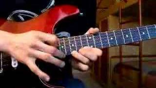 DragonForce - Above the Winter Moonlight solo