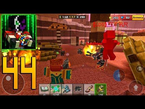 Pixel Gun 3D - Gameplay Walkthrough Part 44