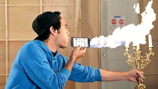 MAGIC DUEL - MAGIC TRICKS COMPILATION 2018 - MOST SATISFYING ZACH KING MAGIC TRICKS VINES