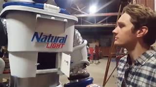Natty Light College Debt contest Video