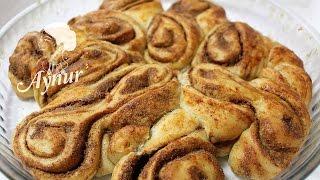 Eskişehirin  Meşhur Haşhaşlı Tatlı Çörek Tarifi