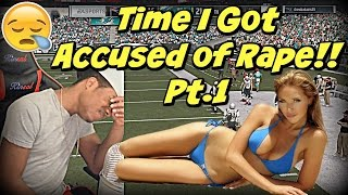 Getting Accused of Sexual Assault! Story Time Pt.1 | Madden 17 Ultimate Team Gameplay