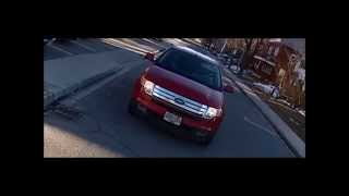 preview picture of video 'BJPS153 - Ford SUV Salmoning John St. in Downtown Brampton'