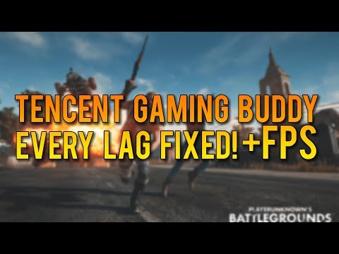 Tencent Gaming Buddy PUBG Lag Fix | Run Super Smooth without