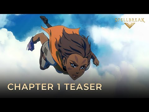 Spellbreak Releases an Animated Trailer Celebrating Upcoming Chapter 1 Release