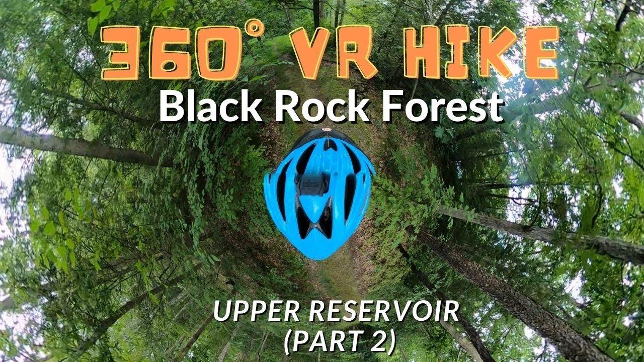 360° Virtual Hike | Upper Reservoir (part 2), Cornwall, NY