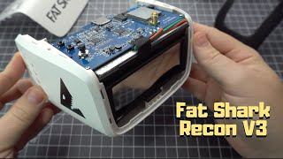 Fat Shark Recon V3 Teardown & Review - The best budget FPV headset?