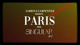 Paris Sabrina Carpenter  [Male Version]