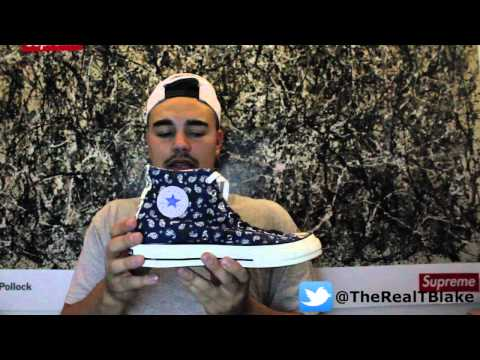 Special Unboxing From Converse!