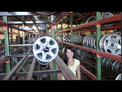 Factory Original Isuzu I-290 Rims & OEM Isuzu I-290 Wheels – OriginalWheel.com