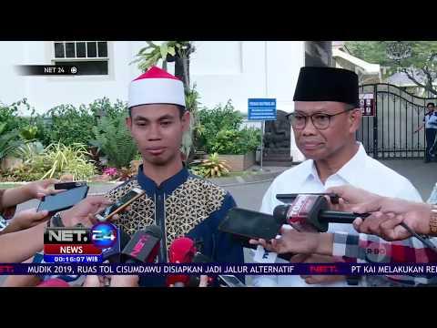 Presiden Jokowi Undang Syamsuri Firdaus Juara Mtq Internasional ke Istana NET24