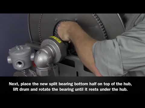 How to Perform a Split Bearing Replacement