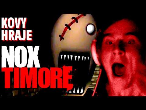 Nox Timore - Vyděšen k smrti | Má první horor hra!