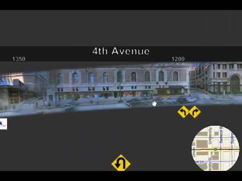 Street Slide Takes You For A Street View Stroll