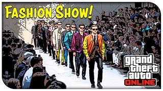 GTA 5 Online - FASHION SHOW! (SWAT, 1930s Gangster, The Winter Soldier & More) [GTA V]