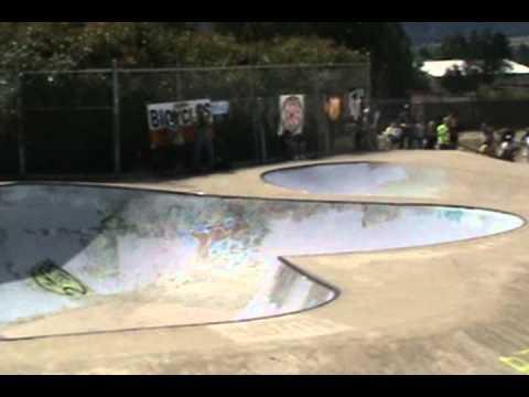 Roseburg Skate Competition