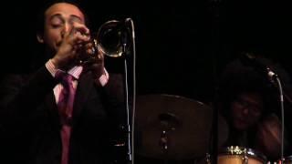 "Theo Croker Quartet  ""My Funny Valentine"" Part 2"