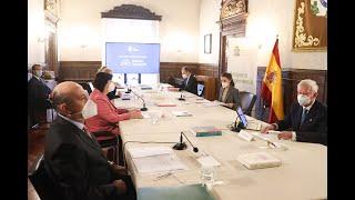 """Su Majestad la Reina mantiene una reunión del Consejo Estratégico del Proyecto """"Mujer e Ingeniería"""""""