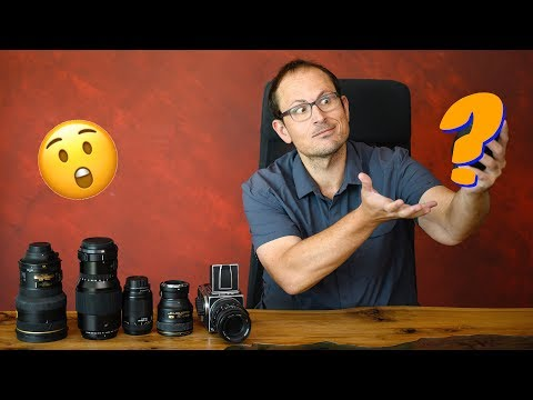 Why I'm selling the 'World's Best Lens' ??