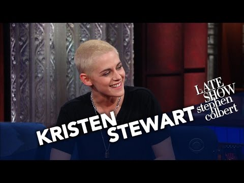 Kristen Stewart Brushed Off Trump's Eleven Tweets About Her