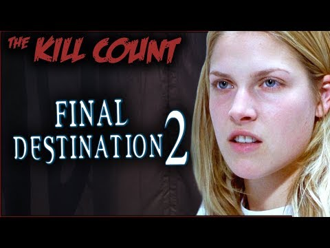 Final Destination 2 (2003) KILL COUNT