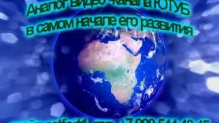 Аналог видео - канала Ютуб платит за просмотры