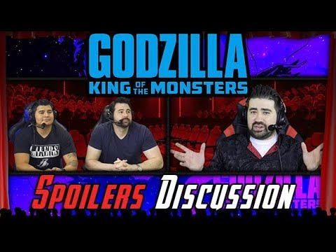 Godzilla King of the Monsters - Angry Spoilers Discussion!
