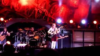 AC/DC - Hell's Bells live @ Nice, Charles Ehrmann
