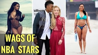 TOP 10 HOTTEST NBA Players Wives and Girlfriends | WAGS of NBA Stars 2017