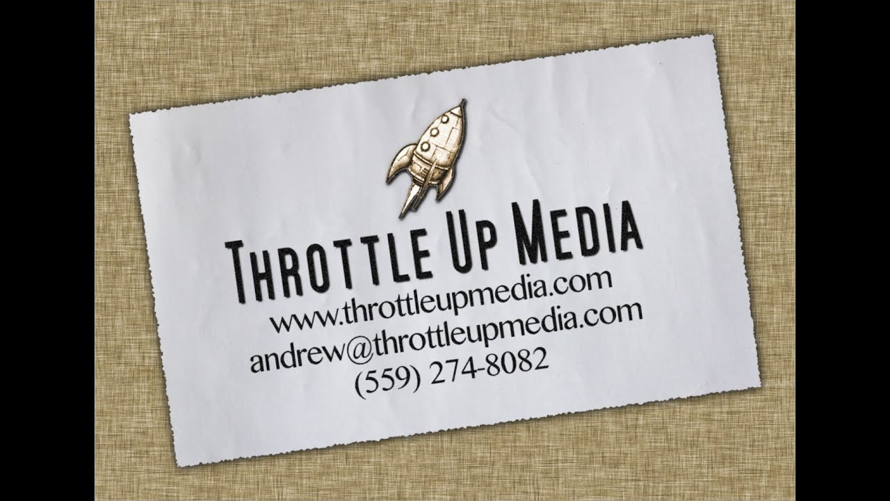 Video 0 by Throttle Up Media for General Videography