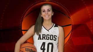Argos Girls Basketball vs Triton