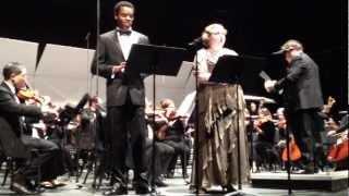 La Boheme, Act 1, Love Duel and Finale