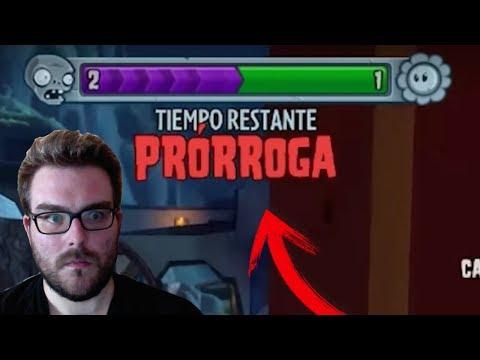 La Prorroga Mas Ajustada🔥 - Plants vs Zombies Garden Warfare